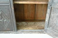Small Carved Oak Cupboard (11 of 13)