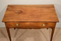 Late 18th Century Mahogany Side Table (4 of 5)