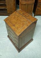 Maitland Smith Leather Davenport Desk (7 of 12)