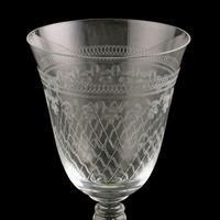 Set of 14 Edwardian Wine Glasses (3 of 7)