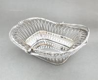 Superb George IV Old Sheffield Plate Fruit / Bread Basket (4 of 4)