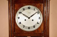 Kienzle Oak 1940s Wall Clock (8 of 10)