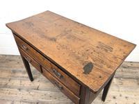 Early 19th Century Oak Lowboy Side Table (8 of 13)