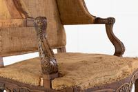 Pair of 19th Century French Oak Armchairs (8 of 9)