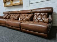Retro Mid Century Modular Tetrad Suite Sofa (3 of 9)