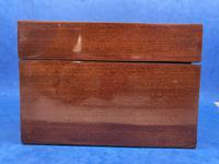Edwardian Sheraton  Revival Mahogany Box (5 of 10)