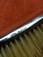 Antique Sterling Silver Hallmarked Brush 1909, William Aitken, Birmingham (3 of 7)