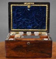 19th Century Rosewood Dressing / Jewellery Box (7 of 13)