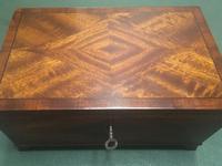 Mahogany & Maple Table Box (5 of 9)