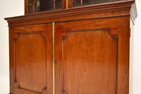 Antique Georgian Period Mahogany Library Bookcase (9 of 10)