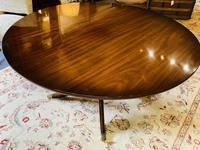 Mahogany Georgian Style Table (9 of 12)