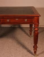 Early 19th Century Partner Desk in Mahogany (3 of 10)