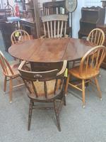 Antique Gateleg Table (2 of 8)