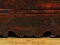 Antique Chinese Qing Shrine Shelf Cabinet with Doors (5 of 18)