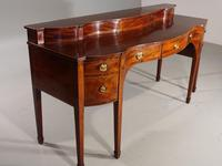 Exceptional George III Period Mahogany Scottish Sideboard (2 of 7)