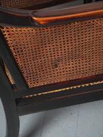 Regency Padouk Bergère Chair (10 of 12)