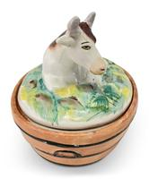 Earthenware Butter Dish (4 of 6)