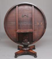 19th Century Anglo Indian Carved Centre Table (4 of 9)