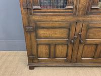 Ipswich Oak Bookcase c.1930 (8 of 13)