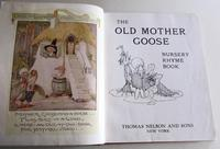 1925 The Old Mother Goose Nursery Rhyme Book by Anne Anderson  1st Edition (2 of 7)