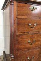 Antique George III Walnut Chest of Drawers (6 of 14)
