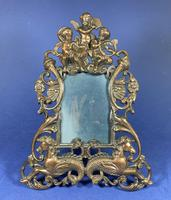 Victorian Cast Iron Photo Frame (5 of 10)