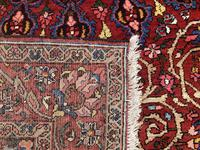 Antique Bakhtiar Rug (8 of 11)