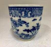Antique Oriental Chinese Porcelain Tea Cup c.1790 (6 of 8)