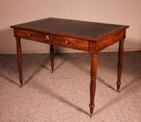 Writing Desk Stamped Deman Early 19th Century In Mahogany (10 of 11)