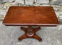 Victorian Mahogany Adjustable Duet Reading Stand (7 of 20)
