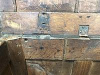 Antique Oak Blanket Box (4 of 13)
