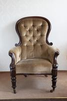 Gentleman's Button Backed Armchair (2 of 6)