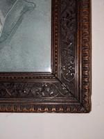 Carved Mahogany Frame (5 of 5)