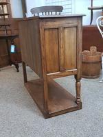Oak Sideboard (4 of 5)