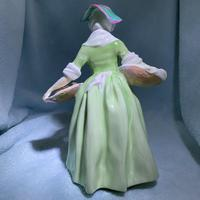 """Rare Royal Doulton Figurine, HN1712, """"Daffy Down Dilly"""" (5 of 11)"""