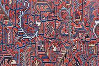 Old Heriz Roomsize Carpet 307x221cm (3 of 4)