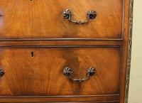 Antique Mahogany Chippendale Style Chest on Chest, Tallboy (11 of 15)