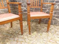 A Pair of Arts and Crafts Oak Chairs (8 of 10)