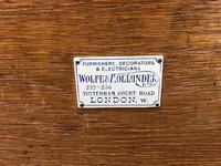 Early 20th Century Oak Dresser (6 of 9)