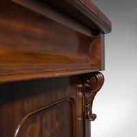 Antique Chiffonier, English, Mahogany, Sideboard, Cabinet, Victorian, Circa 1880 (5 of 12)