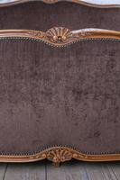 Louis XV Style Upholstered Super King Size Bed (6 of 8)
