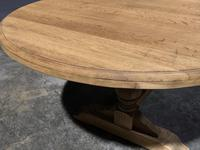 Huge Farmhouse Refectory Farmhouse Dining Table (6 of 24)