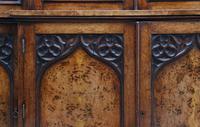 Early 19th Century Pollard Oak Bookcase (3 of 13)