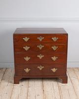George III Mahogany Chest of Drawers (2 of 6)
