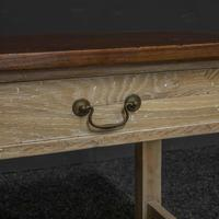 Country Style Three Drawer Dining Table (2 of 10)