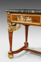 A French 19th Century Mahogany Centre Table (6 of 8)