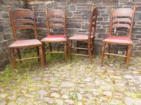 William Birch Arts & Crafts Chairs (3 of 7)