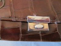Tiffany & Co Crocodile Skin Handbag (9 of 9)