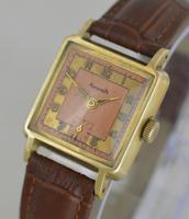 1950s Aircraft 'Tank' Wristwatch (2 of 5)