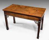 Chippendale Period Serving Tabley (3 of 3)
